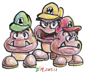 Capped Goomba