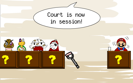 Court is now in Session